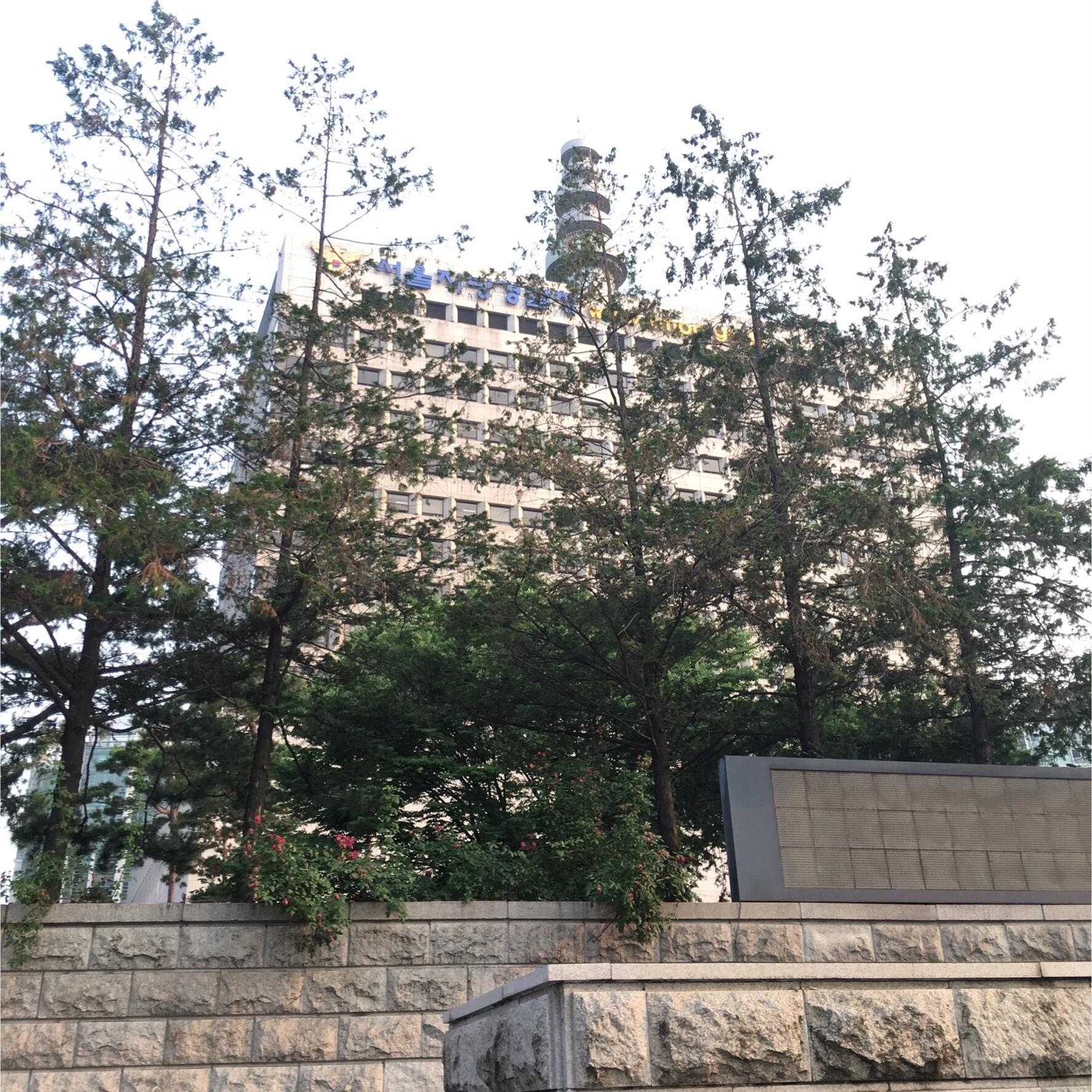 【ヲタ活】<ソウル地方警察庁>東方神起☆チャンミンとスーパージュニア☆ドンへとシウォンの勤務地見学に行ってきた。