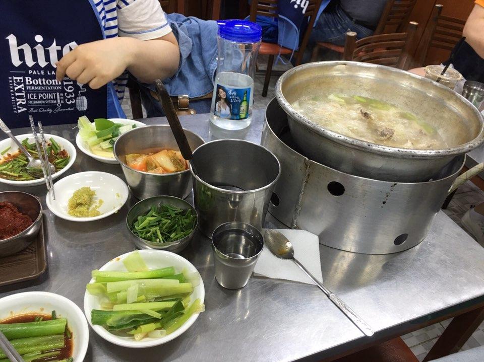 【韓国グルメ】東大門☆タッカンマリ横丁でタッカンマリを食べてきた。