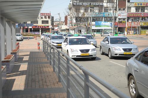 【韓国旅行】韓国・ソウルで安全にタクシーを乗りこなすために知ってほしいこと。