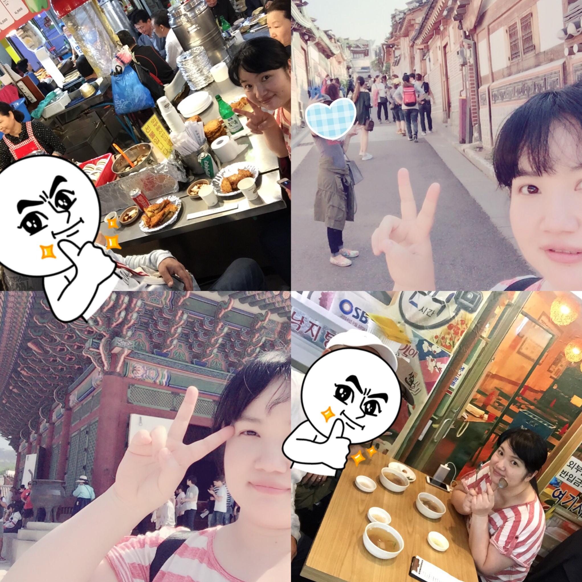 インスタ女子、インスタジェニックにおススメ!!SNS映えする韓国・ソウルの観光地を巡りをしてきました^^