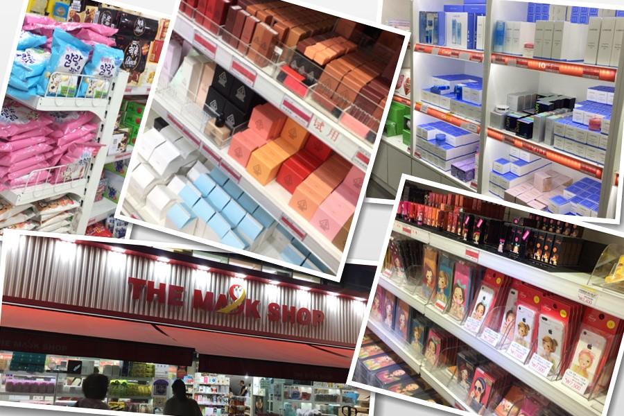 【東大門ナイトショッピング】韓国コスメの激安専門店、マスクショップへは、無料シャトルバスを利用して賢く移動しよう!