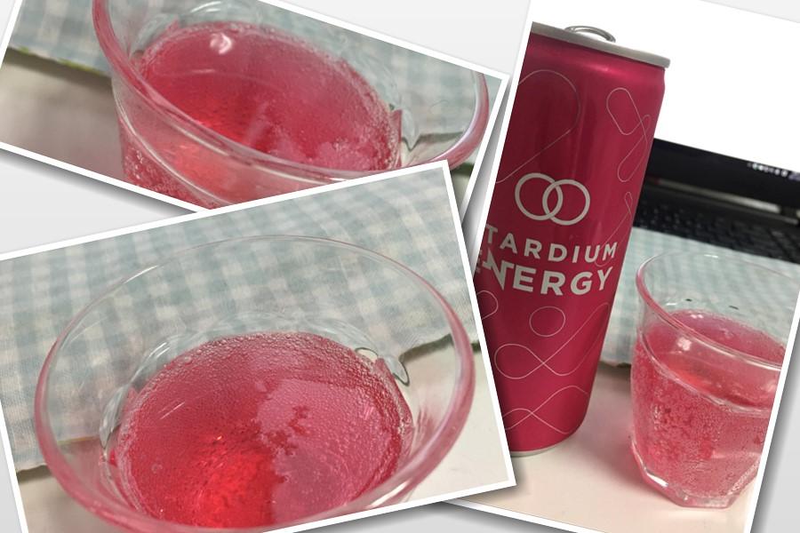 SMエンターテイメントの公式ショップ、SUMでエナジードリンク(STARDIUM ENERGY)を飲んでみました。